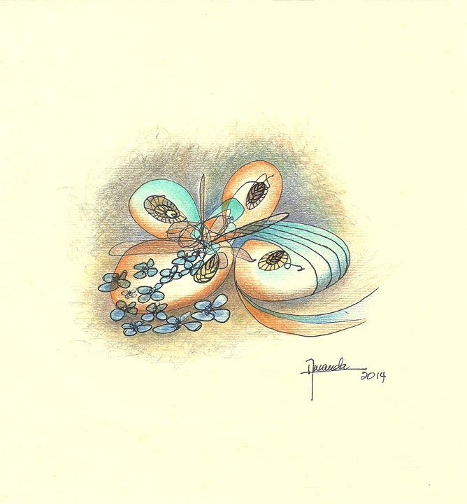 Drawing 15 - Amanda Mata
