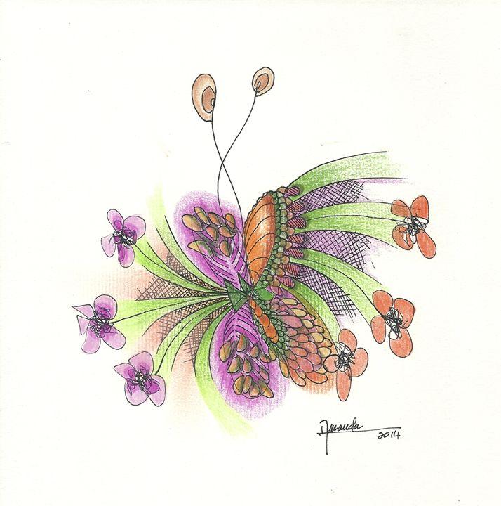 Drawing 10 - Amanda Mata