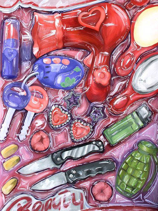 Plastic I - Andrea Li