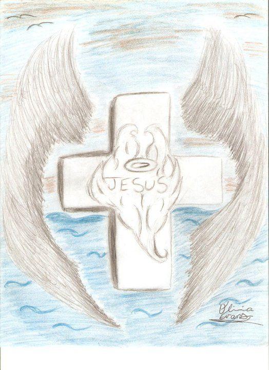 Jesus Cross - Olivia's Creations