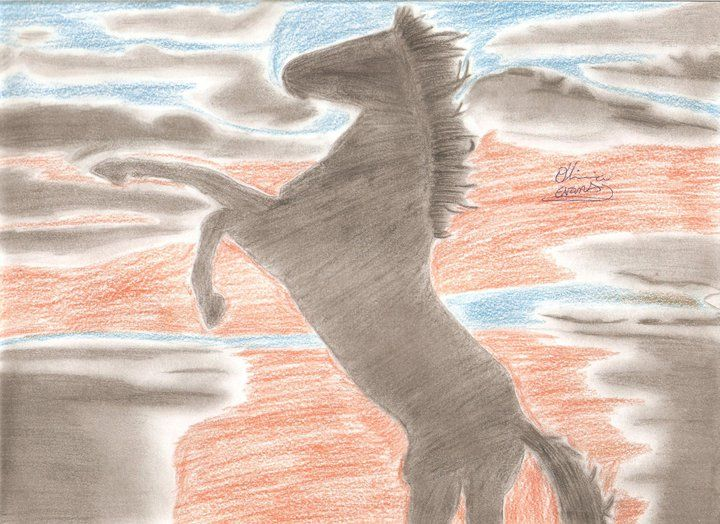 Horse - Olivia's Creations