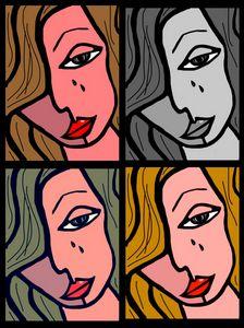 Sadness - DMcLane Art