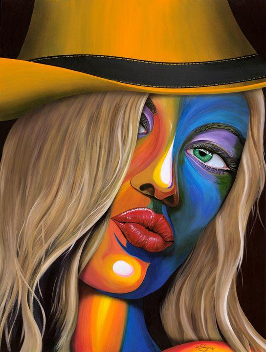 True Colours - Spence Art