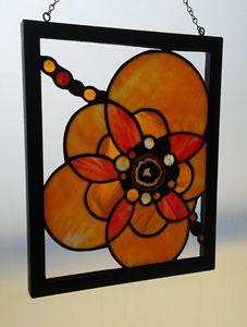 Agate Flower Power - The Glass Hatter
