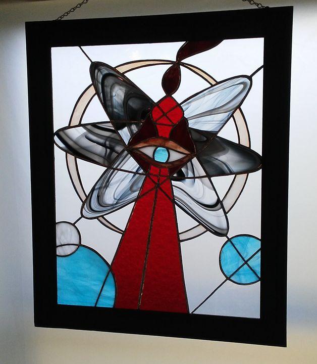 Atom Eye - The Glass Hatter