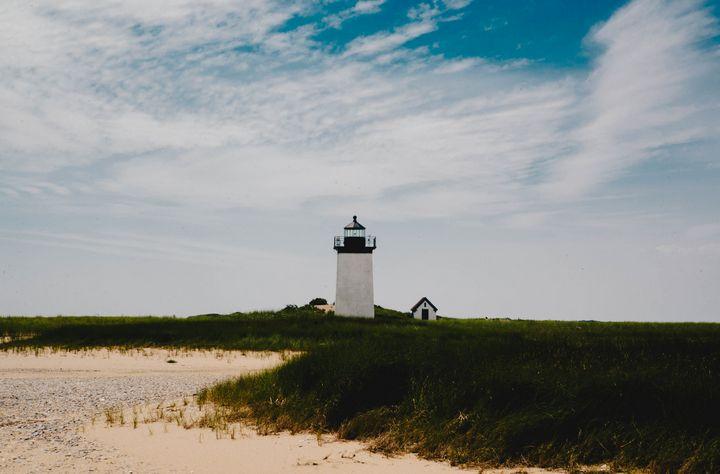 Cape Cod lighthouse - CGrandeMedia