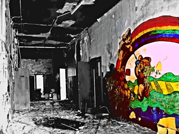 Demon Bears Need Paint - Paul Lubaczewski