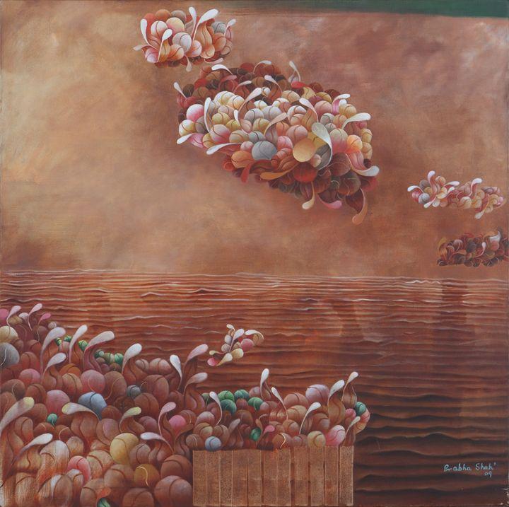 Water Hyacinth - PRABHA SHAH