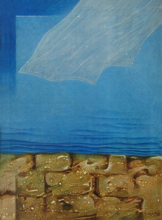Ionian Blue - PRABHA SHAH