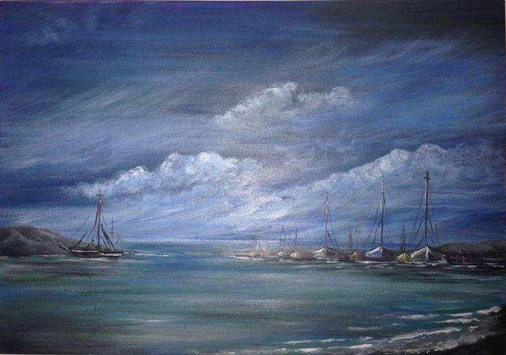 Harbor - Anna Chernysh