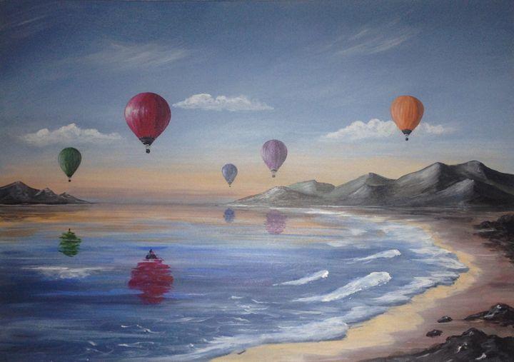 Air Balloons - Anna Chernysh