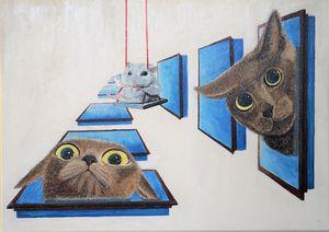 Cats miau