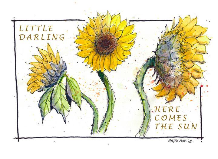 Sunflower - Buster Bone