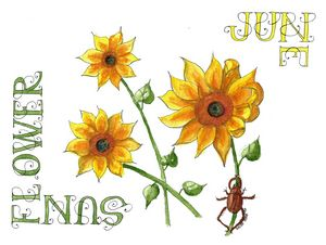 June-Sunflower