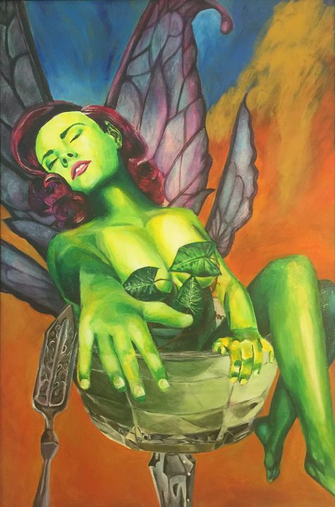 green fairy - Val's Perspective