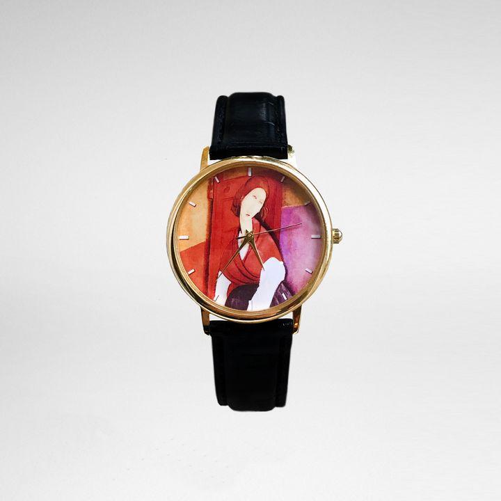 Modigliani watch - charade