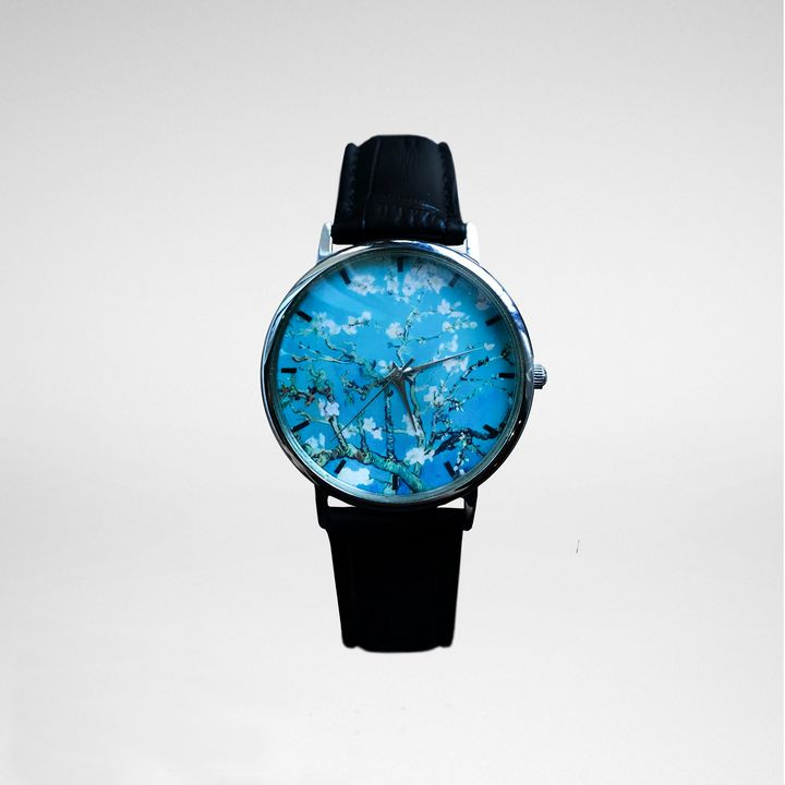 Van Gogh watch - charade
