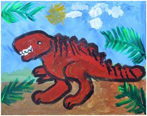 Chompy the Dinosaur