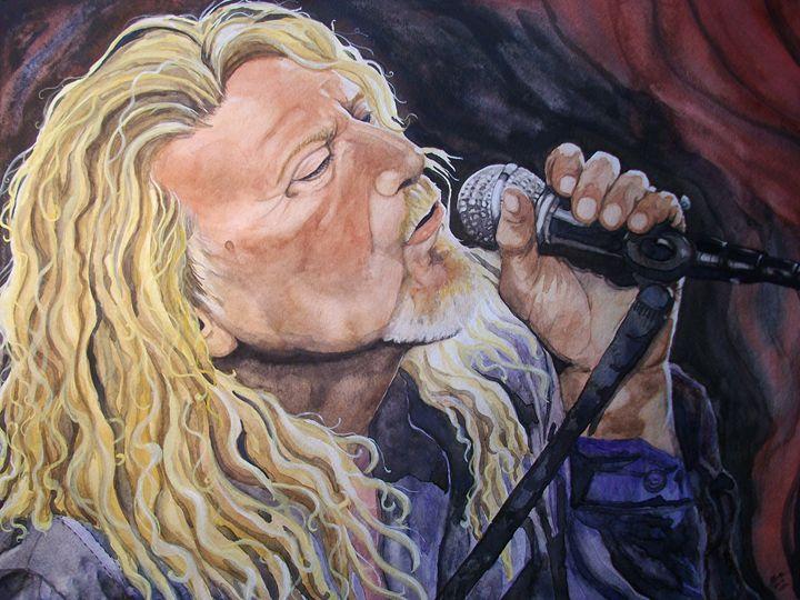 All of my love Robert Plant 2013 - Sarah Rushing