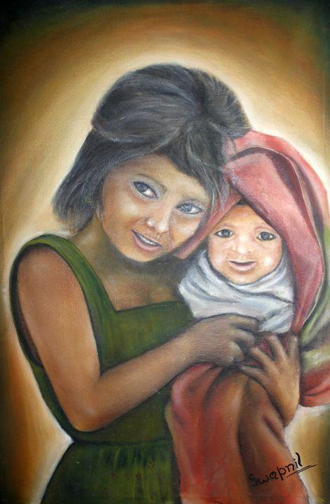 Mamatva (Motherhood) - Swapnil