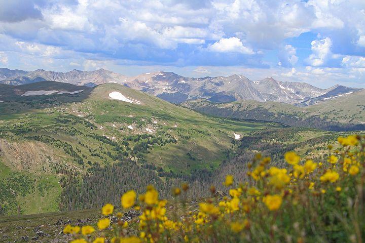 Rocky Mountain High - Mike Vanaman Photography