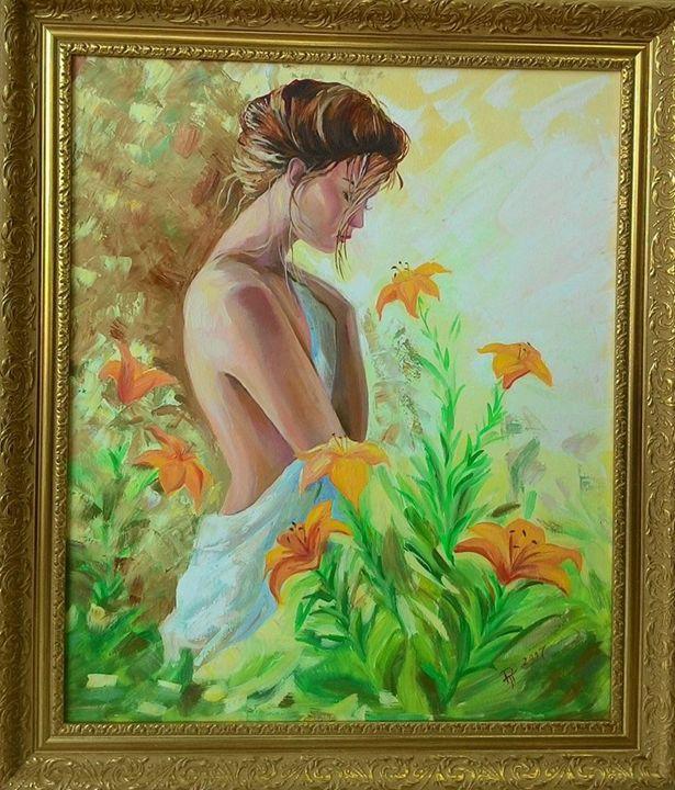Tenderness - Ralitsa Petrova