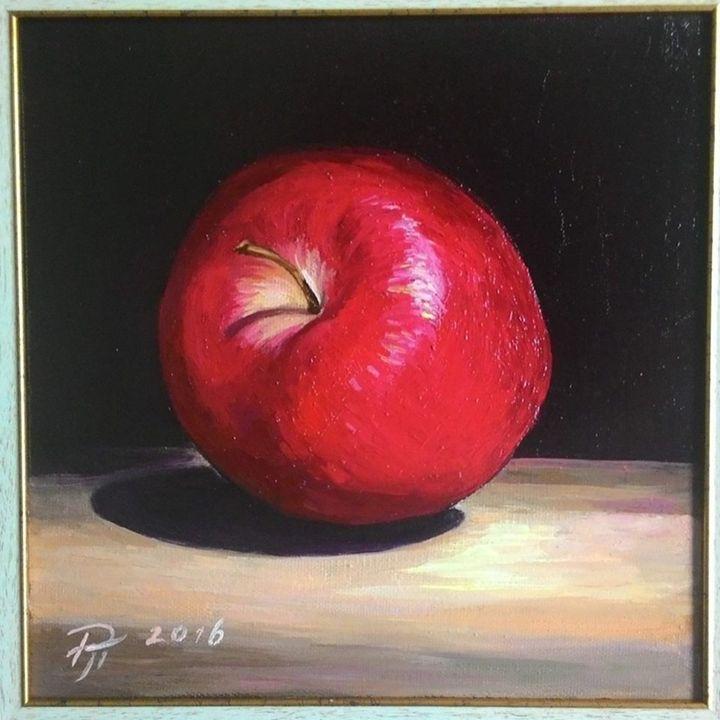 The red apple - Ralitsa Petrova