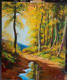Original painting,canvas oil