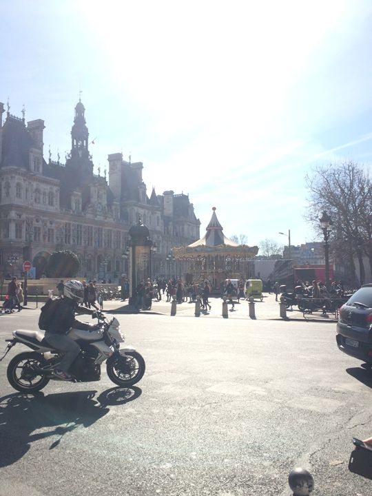 City Streets-Paris - TheCoCoCompany