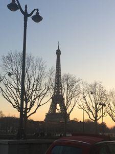 Eiffel Tower-Paris - TheCoCoCompany