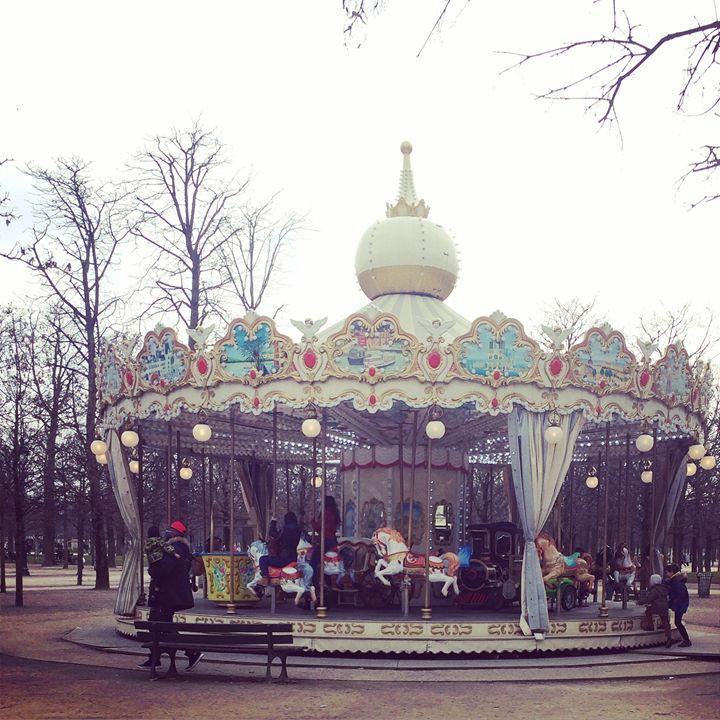 Carousel-Paris - TheCoCoCompany
