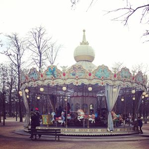 Carousel-Paris