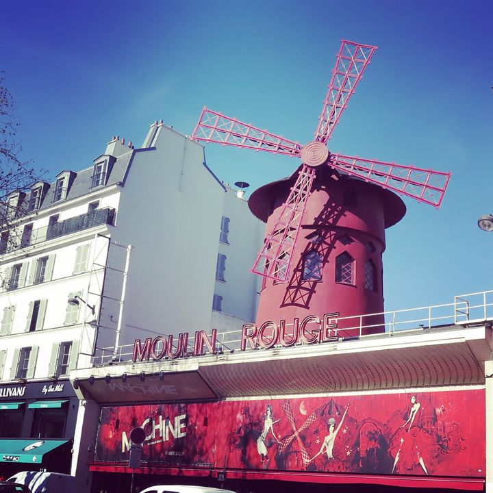 Moulin Rouge-Paris - TheCoCoCompany