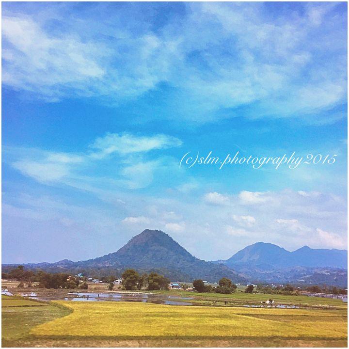 Subic Highway mountains - Kitchie Panget