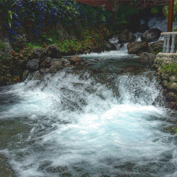 Timoga Spring Falls - Kitchie Panget