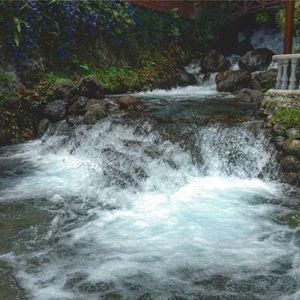 Timoga Spring Falls
