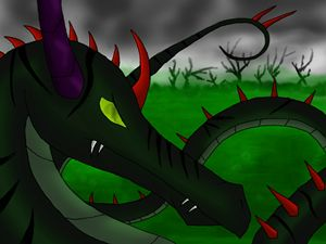 The Vine Dragon