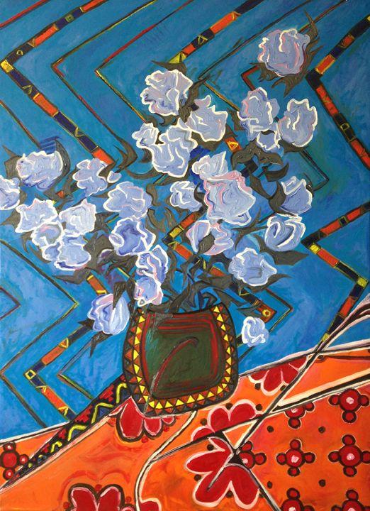 African flowers - Allan Diaz