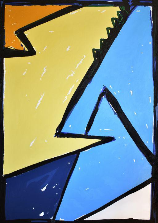 Azul - Allan Diaz