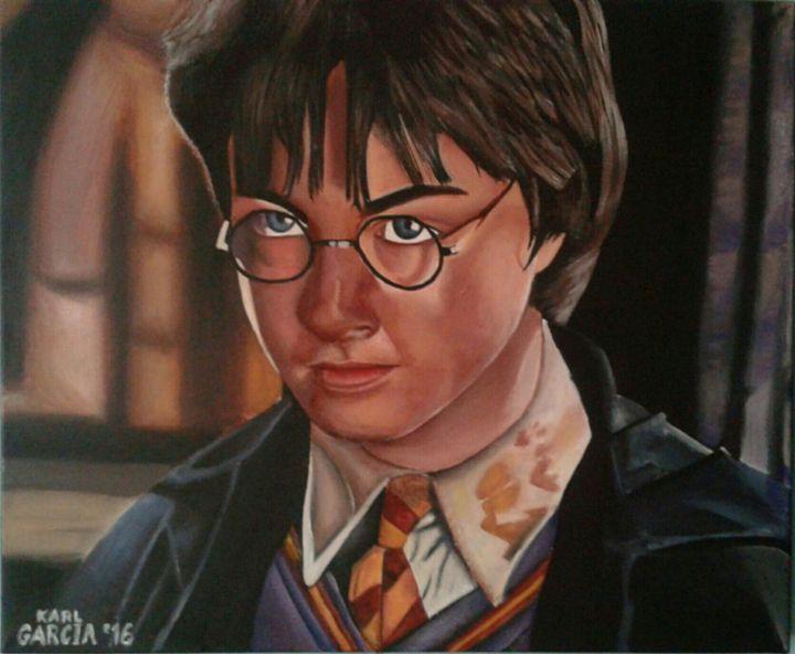 Harry Potter - Karl Francis