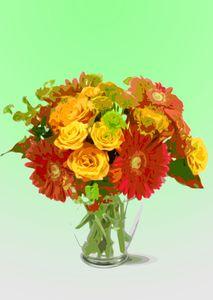 Flower Vase AJ