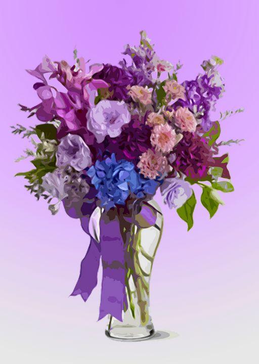 Flower Vase AR - De Villa Artworks