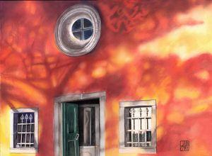 The Golden Hour- Campiglia