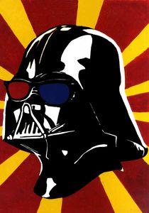 Darth Vader - Scarlet Moon