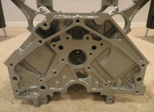 GM 4.8/5.3L Engine Block
