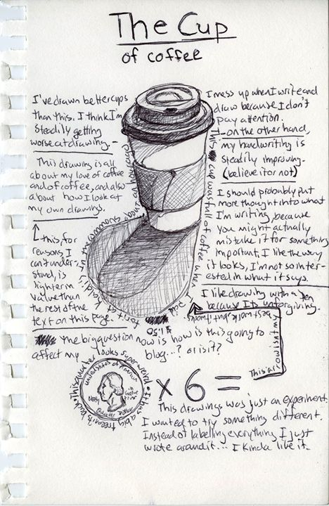 Coffee Cup - David Jon Canny