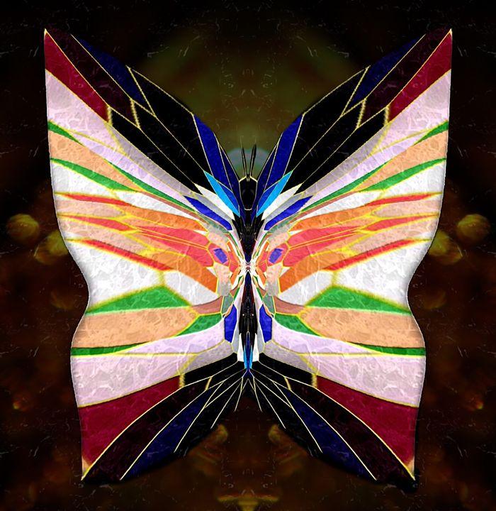 Bonnie Diamondwings - rayoflite33 ga11ery