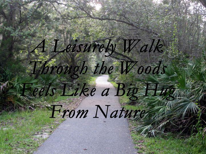 Path Through the Woods - JAJ Photography