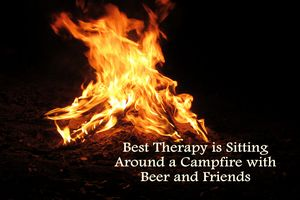 Campfire Therapy