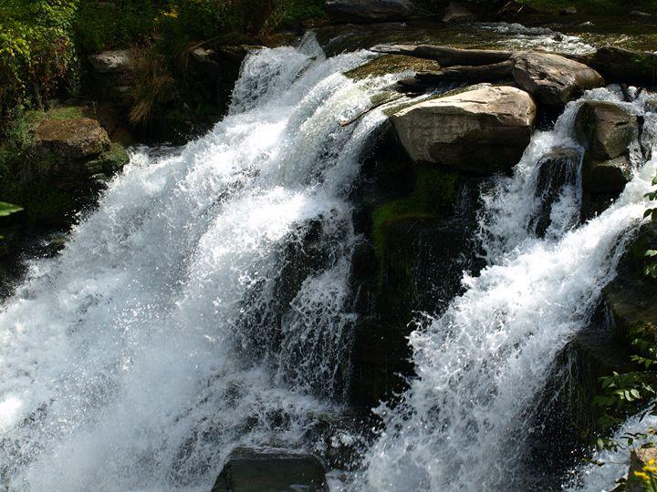 Waterfall - JAJ Photography